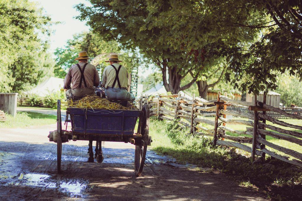 Sur la route des Amish en Pennsylvanie