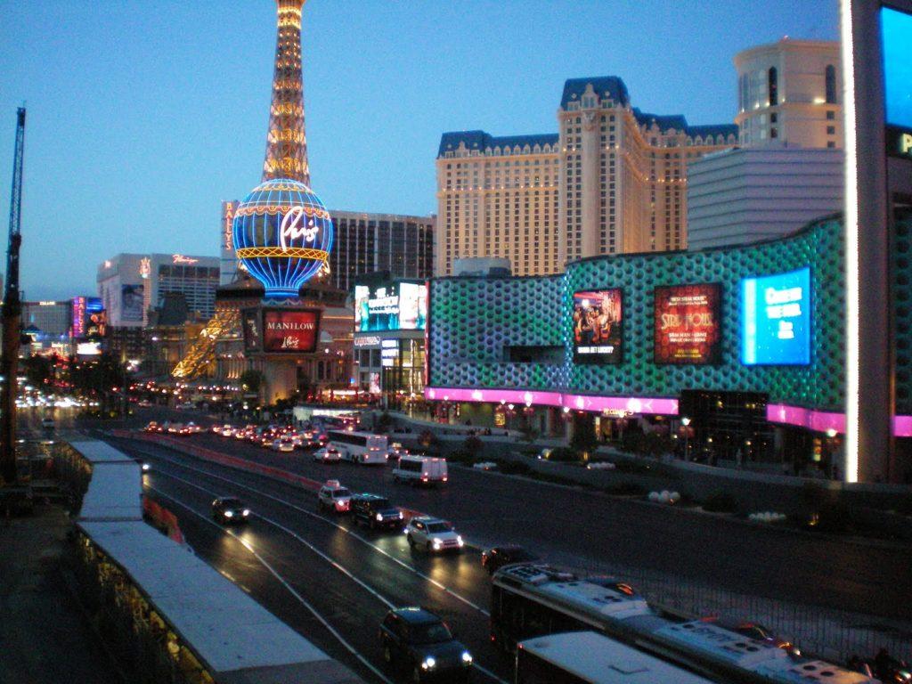 Las Vegas l'extravagante