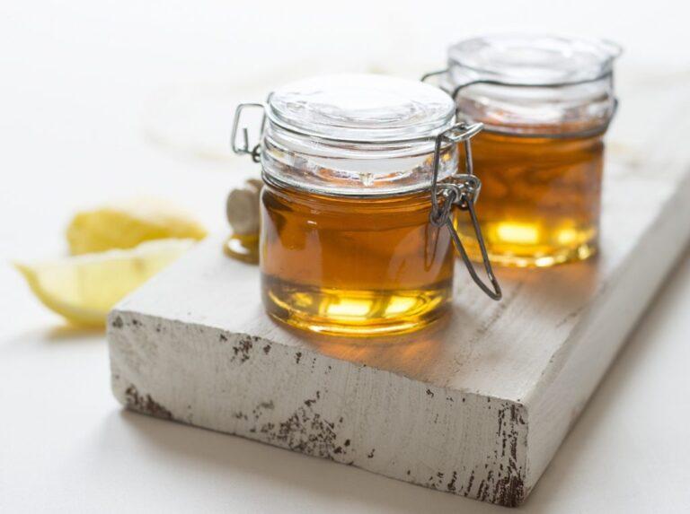 Biscuits aux noix et miel