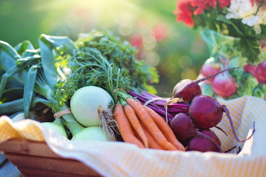 Les légumes qui flétrissent dans le tiroir du réfrigérateur