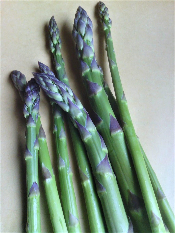 Cuisiner l'asperge