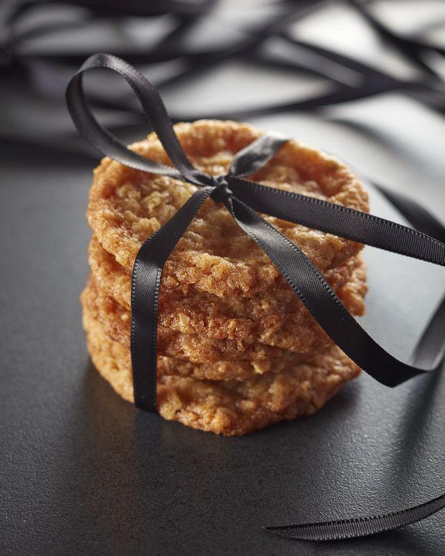 Biscuits hollandais à la noix de coco