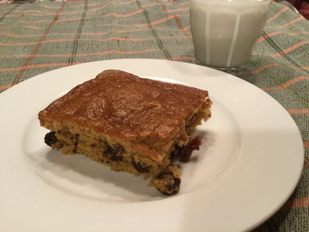 Cuisine québécoise: Gâteau de la guerre