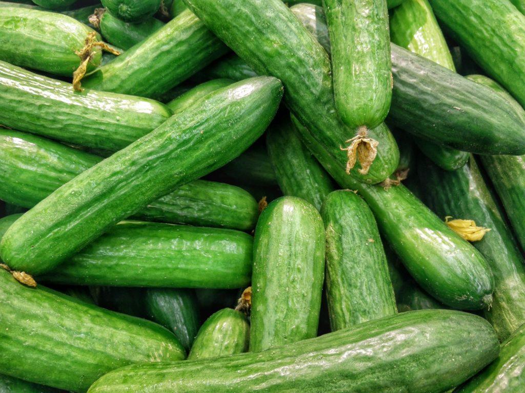 Relish aux concombres