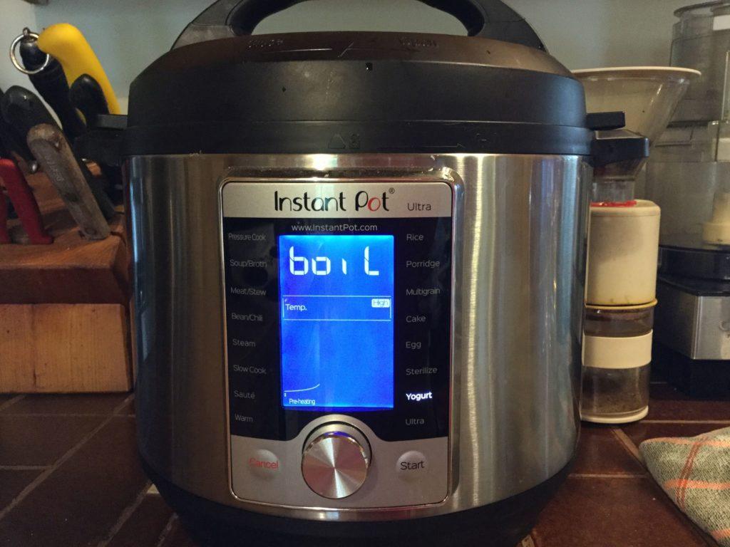 Comment cuisiner avec l'Instant Pot