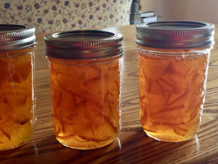 Marmelade d'oranges de Séville