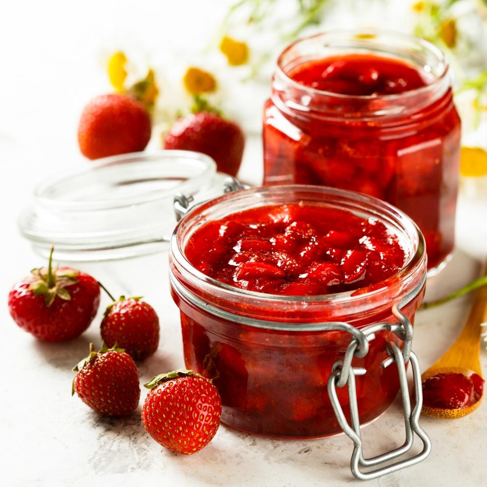 Sauce aux fraises
